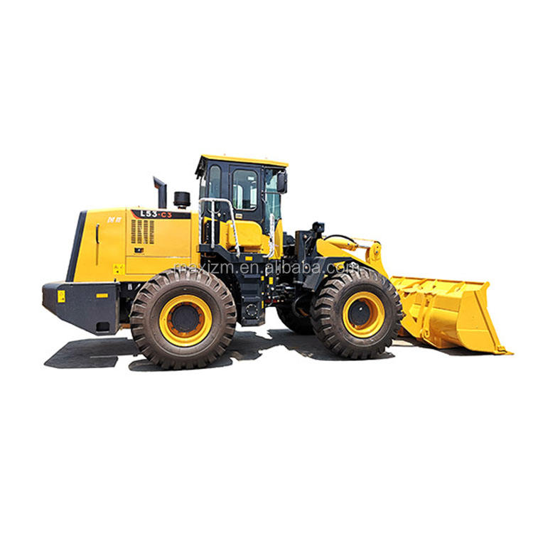 China SHANTUI L53-B3 SL50WN 5t Wheel Loader for Sale