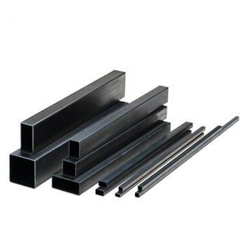 Factory Supply iron Carbon steel/black powder coated Round/square Pipe Tube