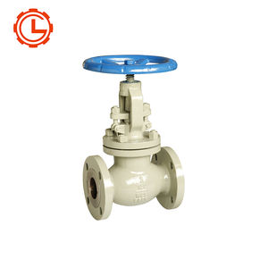 Manufacturer Sale Flange Stainless Steel Industrial Control Globe Valvestainless steel