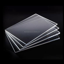 Custom acrylic sign board  size extruded clear acrylic shelf acrylic clear plastic sheets