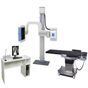 Medical Portable Dynamic Radiographic System DR X Ray Tube Machine Price