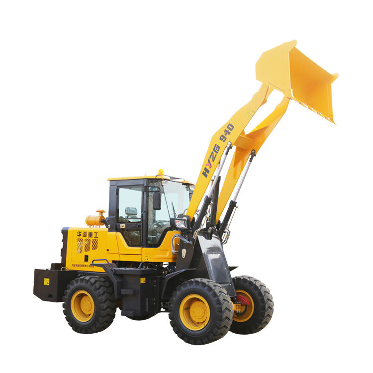 HUAYA coal front end wheel loader 3 ton with bucket for sale