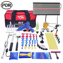 Super PDR tool set dent removal tool 68pcs Dent puller Equipment other Vehicle car Body Repair Tools