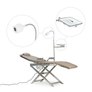 CE Approved Portable Dentist Chair Equipment Unit Kids Dental Chair