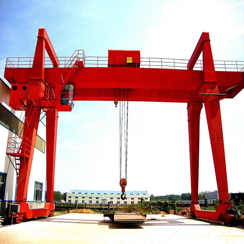 16Ton Double Beam Gantry Crane for Marble Lifting