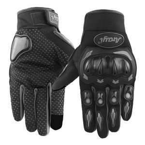 Excellent Quality Motor Cycle Racing Gloves Guantes Moto Leather Motorcycle Glove Riding