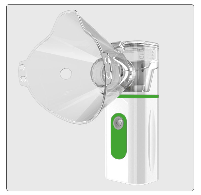 Hot Selling Health Care home used Adults and Baby USB Handheld Inhaler Portable Mesh Nebulizer machine children