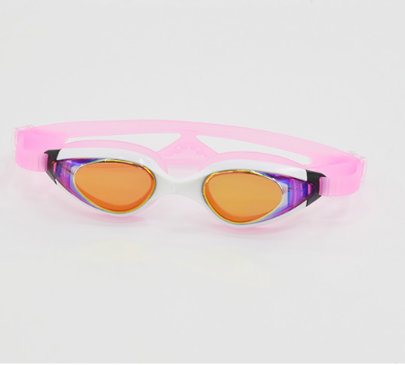 Hot Sale Anti-Fog Adult Racing Googles with UV Protection for Swimming