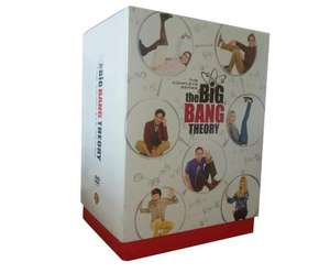 2020 New CD DVD box set Blu ray movies dvd season wholesale tv seasons box set Big Bang theory 1-12 DHL free shipping