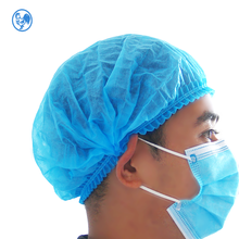EO Sterile Elasticity Disposable Surgical Caps Charlotte Type