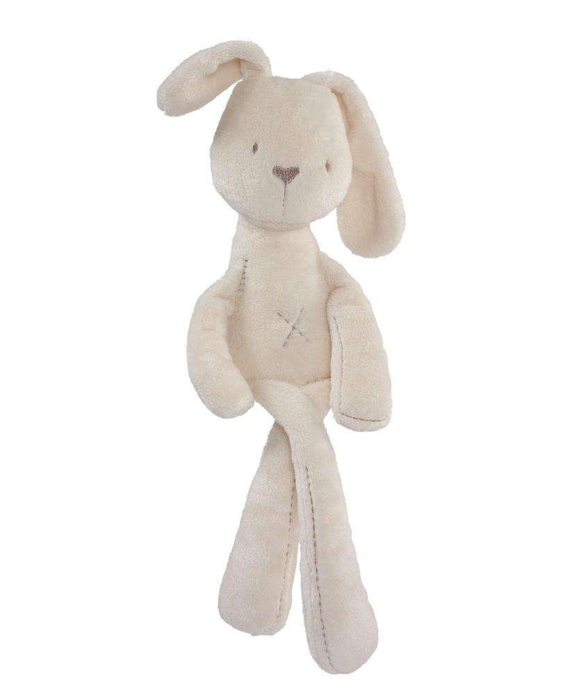 Cute Soft Plush Toys Bunny Sleeping Plush Animal Baby Toys