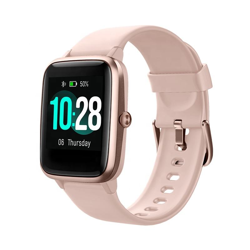 New Products 2019 Smartwatch ID205L Multi-Languages Wrist Smartwatch Sport Smartwatch with Full Touch Screen