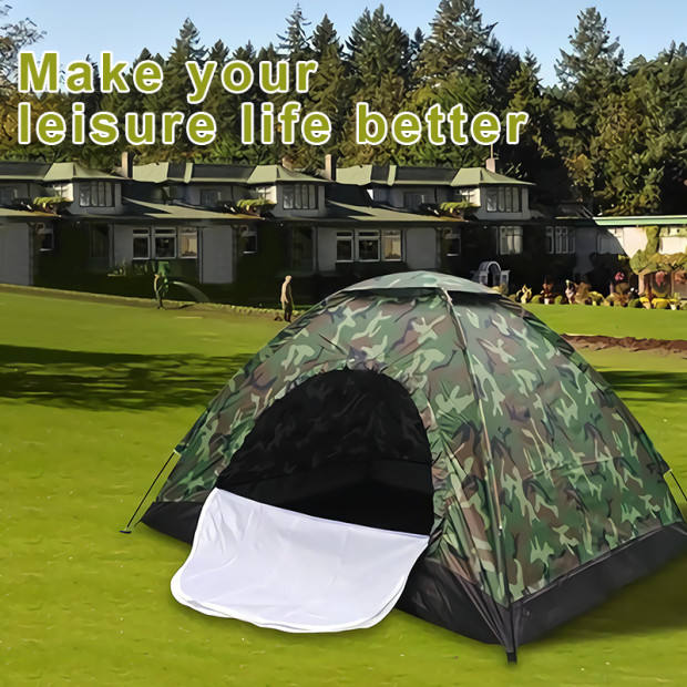 Kaisi Outdoor Camping Waterproof Shelter Tent