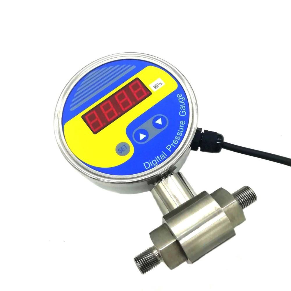 PCB mounted differential pressure transmitter rs485