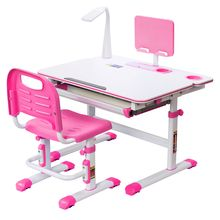 Factory Directly Sale Ergonomic Children Furniture Study Room Table For Girls Kids