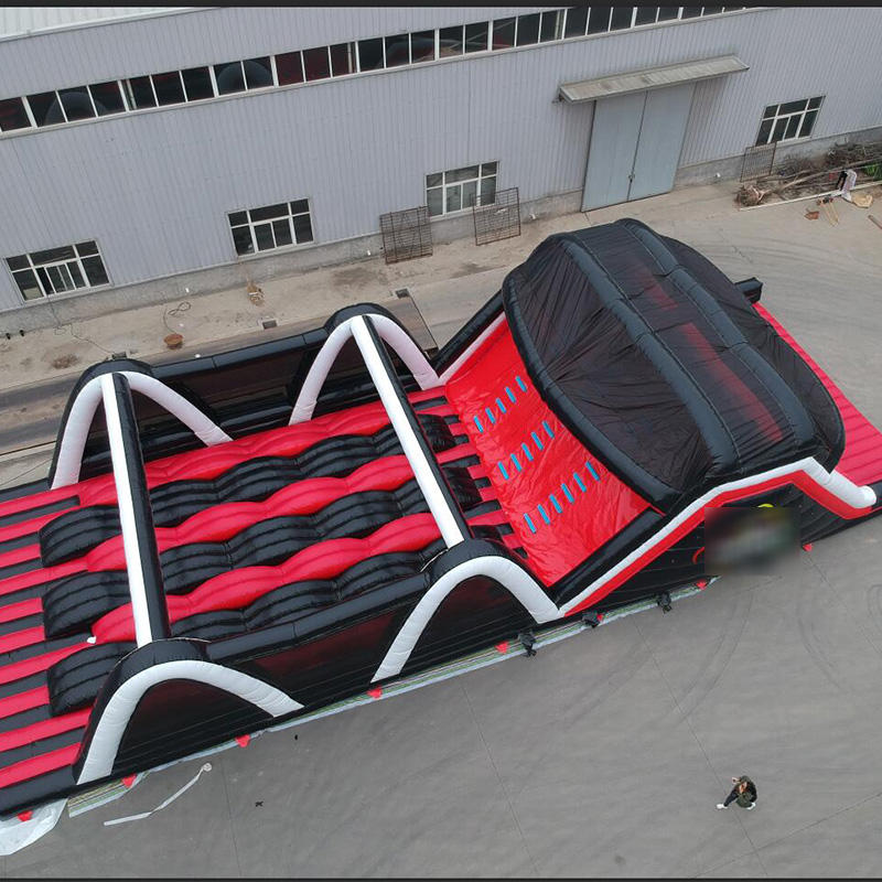 Giant inflatable 5K run obstacle course,inflatable bouncer for sports events
