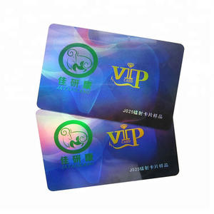 Free design! Plastic or Paper RFID gift card, NFC or magnetic stripe loyalty card for your loyalty program system