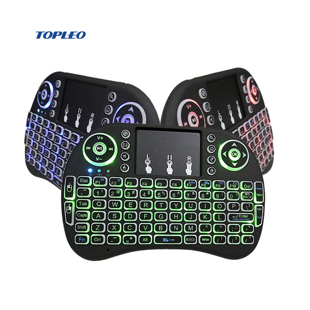 <span class=keywords><strong>Keyboard</strong></span> Nirkabel Mini, <span class=keywords><strong>Keyboard</strong></span> Nirkabel Led Backlit Usb Bermain Game Mekanis Elektronik Laptop Android Permukaan Ergonomis