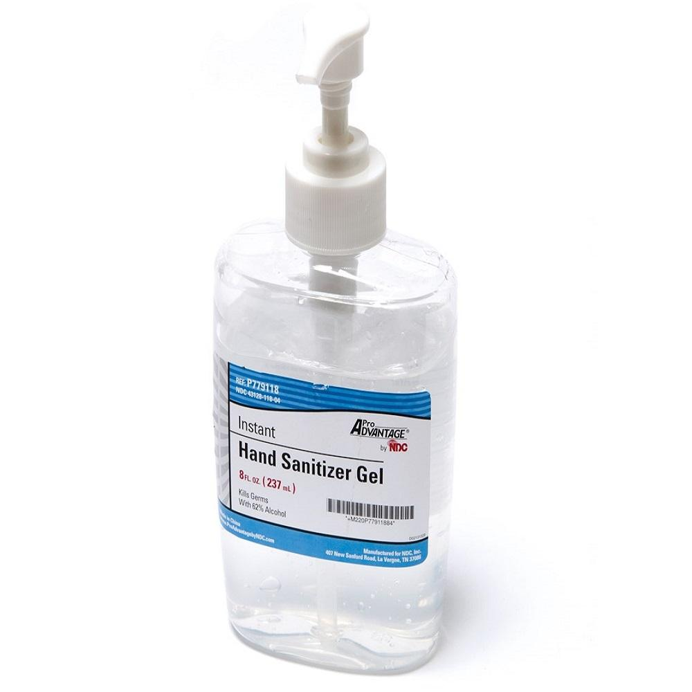 Oz. 29 Ml Waterloze Alcohol Basis Handdesinfecterend