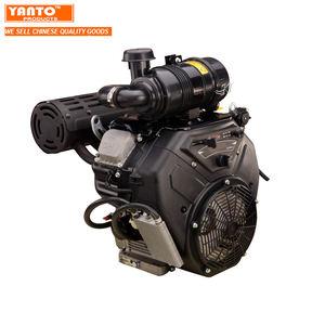 EG2V90FD Zwei Doppel Zylinder Benzin Benzin Kleinen Motor mit Air-kühlung V-stype Maschinen Motoren