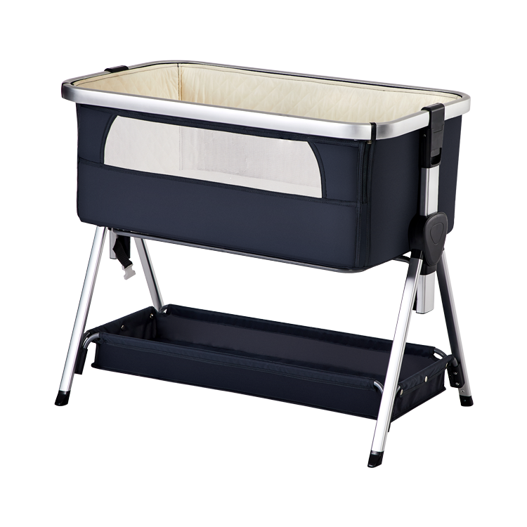 baby cot bed baby cots and beds Baby bedside bed folding crib hot selling adjustable crib new born