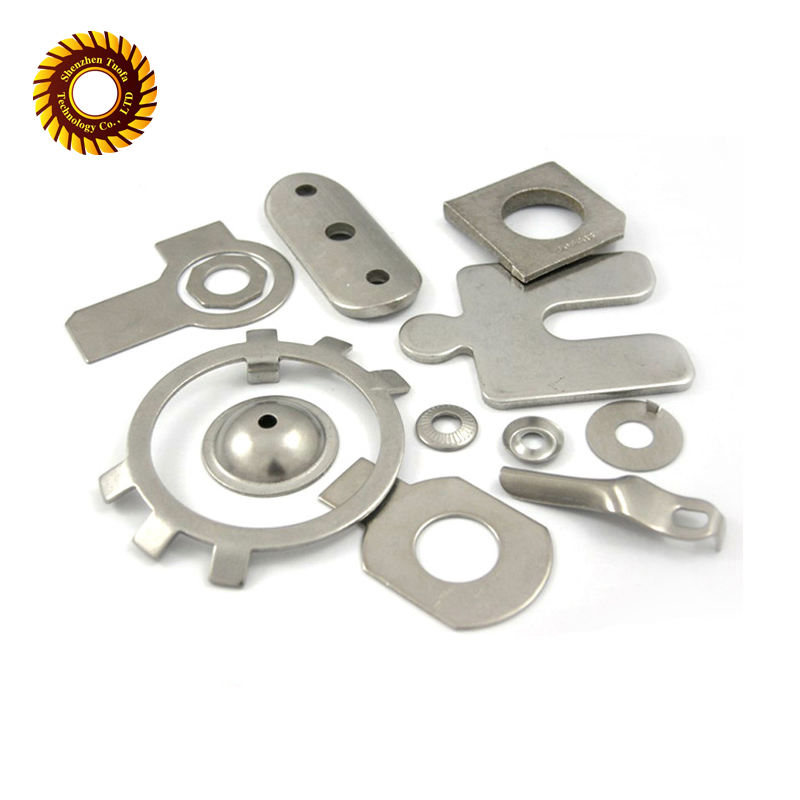Custom Manufacturing Stainless Steel Sheet Metal Bending Stamping Parts