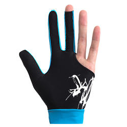 Billiard gloves three-finger sport gloves