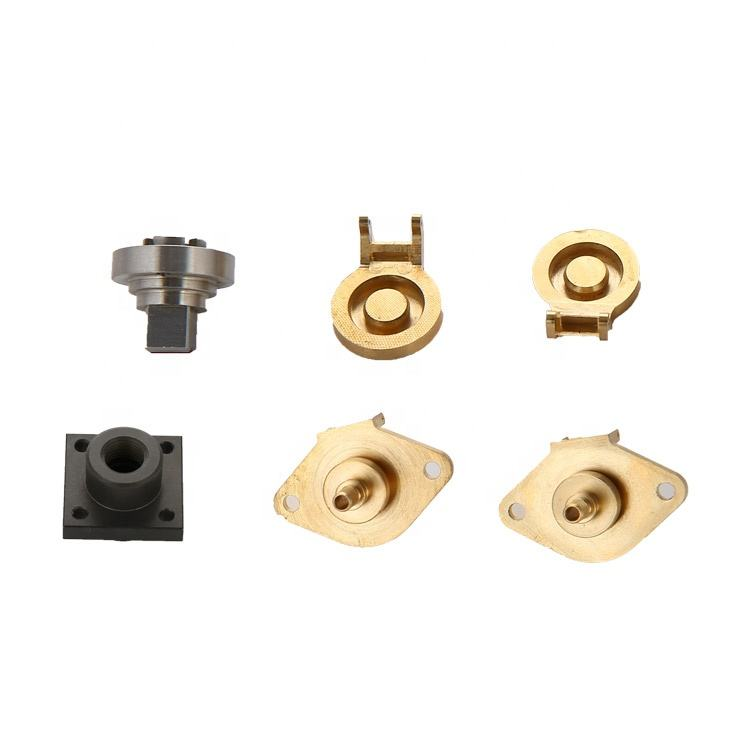 Shenzhen Customized Micro Machining Turned Milled CNC Turning Brass Mechanical Parts