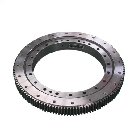 External gear Small Slewing Bearing For Different excavators