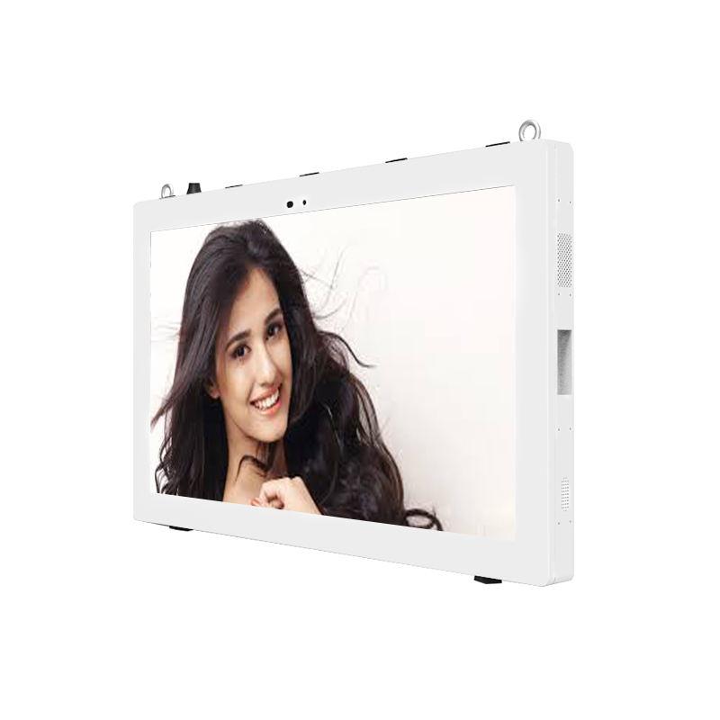 Montaggio a parete esterna dello schermo di tocco di chiosco totem display <span class=keywords><strong>LCD</strong></span> 43&quot;