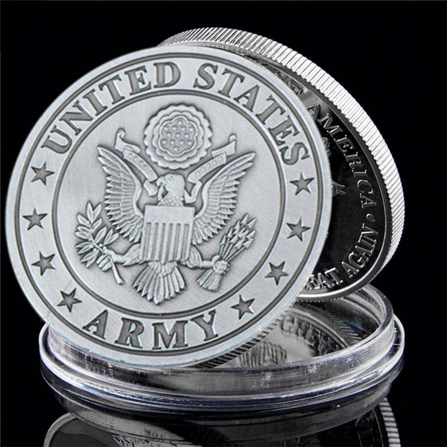 No minimum metal cheap custom commemorative challenge coins for collection