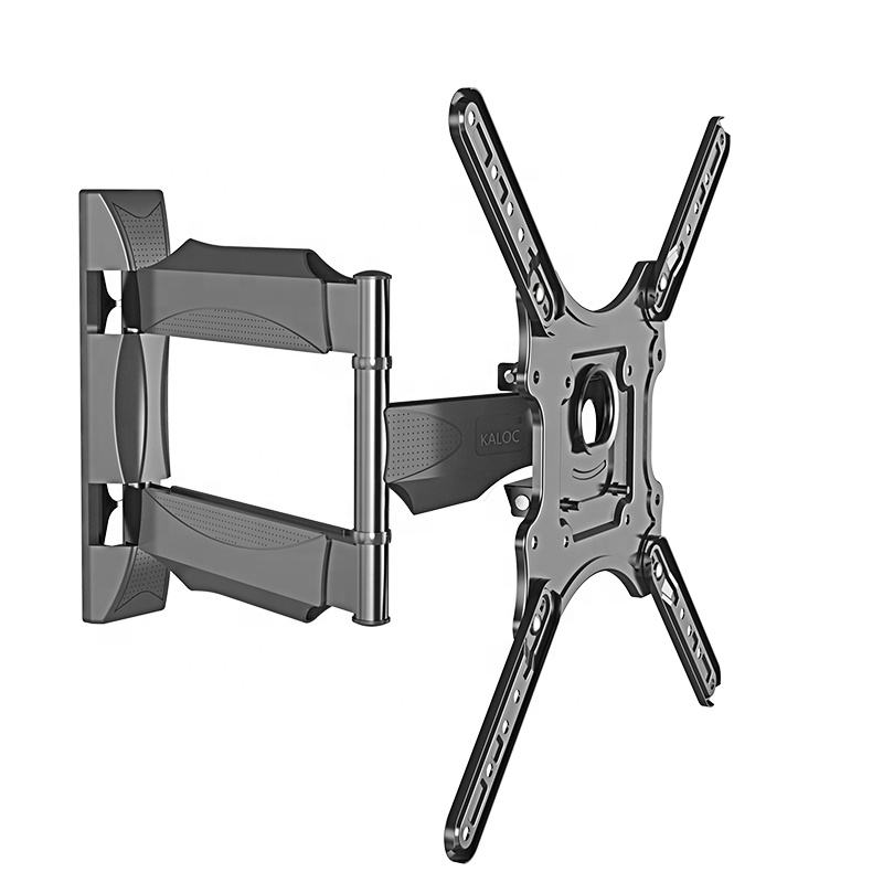X4 Kantilever TV Wall Mount LCD LVD Bracket Monitor For32-55 Inci Layar Penuh Gerakan TV Wall Mount