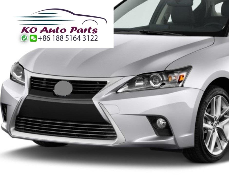 Radiator support for Lexus CT200 CT CT200h 2013 2014 2015 2016 2017 2018 2019