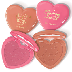 Love blush to enhance the color of rouge face brightening cosmetics