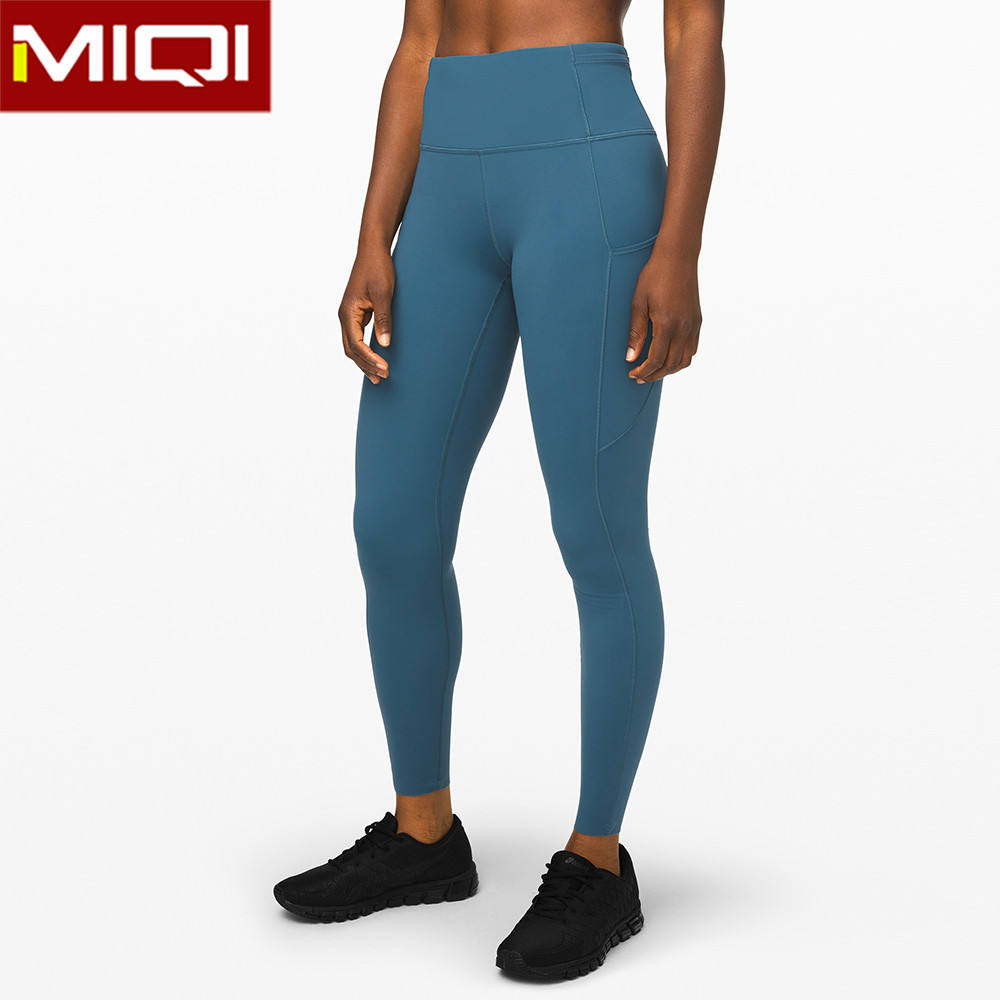 Personnalisé Imprimé Leggings De Mode Vêtements De Sport à Sublimation Collant De Compression
