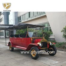 Chinese Model T Classic Vintage Car for Sightseeing and Tourism