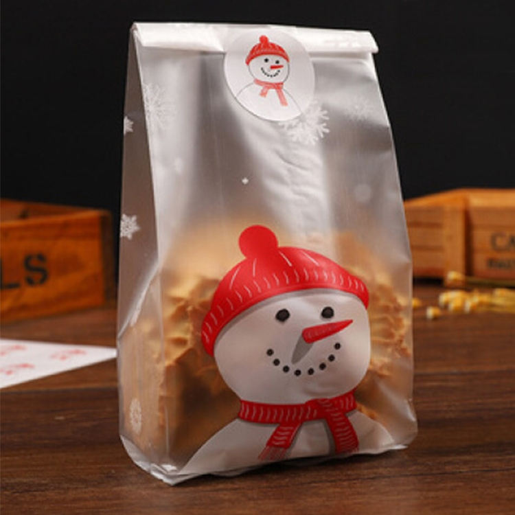 Lovely Printed custom Cookies plastic printed pouches bag packing food mylar bags custom printed
