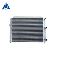 Forklift parts forklift radiator for Linde 3921070503
