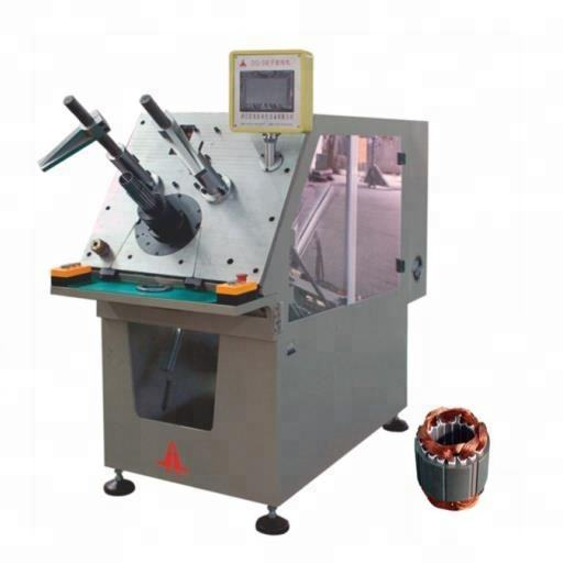 china factory full-auto stator coil inserting machine terminal crimping machine
