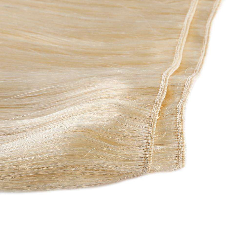 Free Sample Neitsi Human Hair Weft Hair Extensions Straight Human Hair Weaves