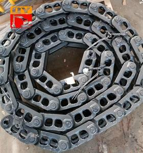 Excavator PC60-7 PC60-6 Link Undercarriage Spare Part 201-32-51120 201-32-51130 Jalur Link Rantai