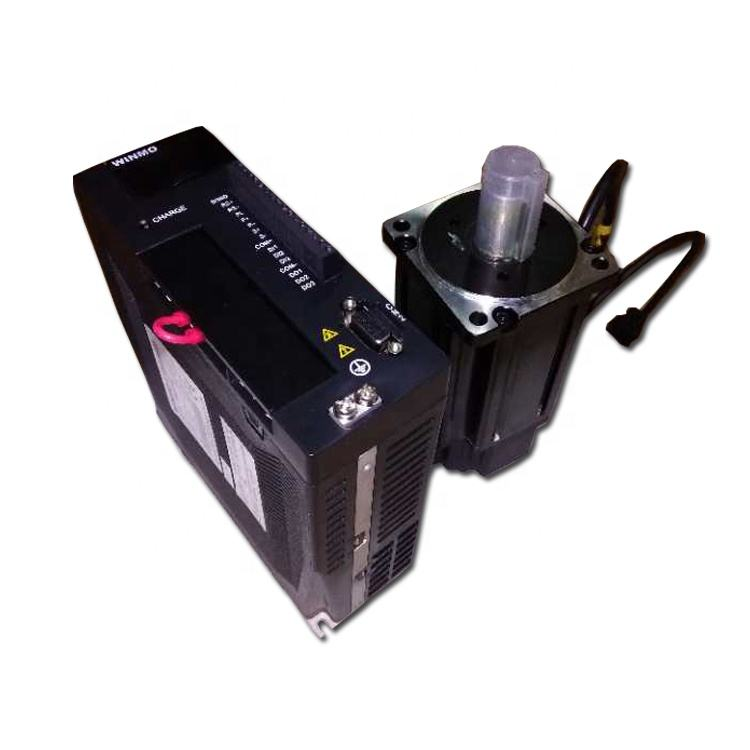 Waterproof 220V 3000RMP Energy Saving Electrical AC Servo Motor With Driver