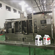 Automatic Gable Top Carton Liquid Packaging filling Machine for water milk juice