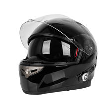 DOT helmet Bluetooth 300m intercom and FM Radio