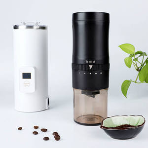 2020 New arrival customized electric coffee mill, Multiple optional burr usb rechargeable electric coffee grinder