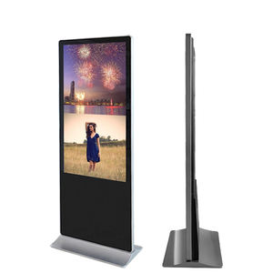 55 Inch LED LCD digital signage player multimedia video advertising screen