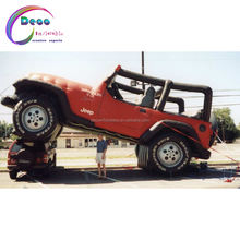 Cool ideas inflatable jeep car/Inflatable Off-road vehicle model