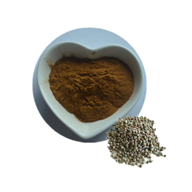 Chinese Herbal Extract Chasteberry Powder Chicory acid 4% with food grade