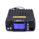 Quad band mobile radio QYT KT-7900D VHF UHF mini color screen for taxi Transceiver Car Truck Ham Radio