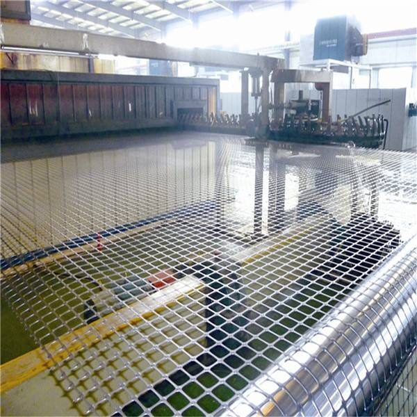 High Tensile Strength 30kn PP Biaxial Geogrid Supply With Sincere Factory Price